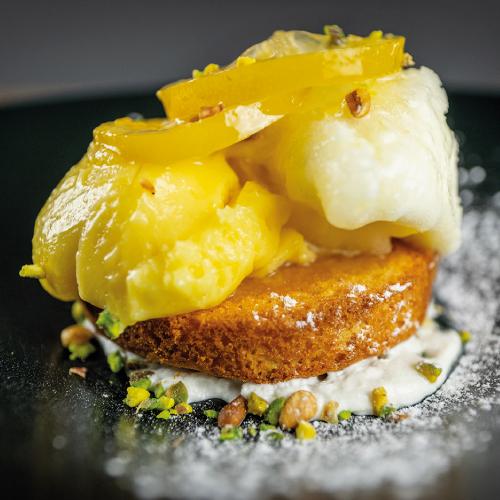 Le Petit Bar de Monaco - Petit Bar Monaco - Desserts