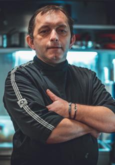 Petit Bar Monaco - Jean Marc Troussard - Chef